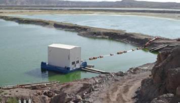 طراحی و نظارت بر اجرای ایستگاه پمپاژ A و سیستم برگشت آب مجتمع مس سرچشمه