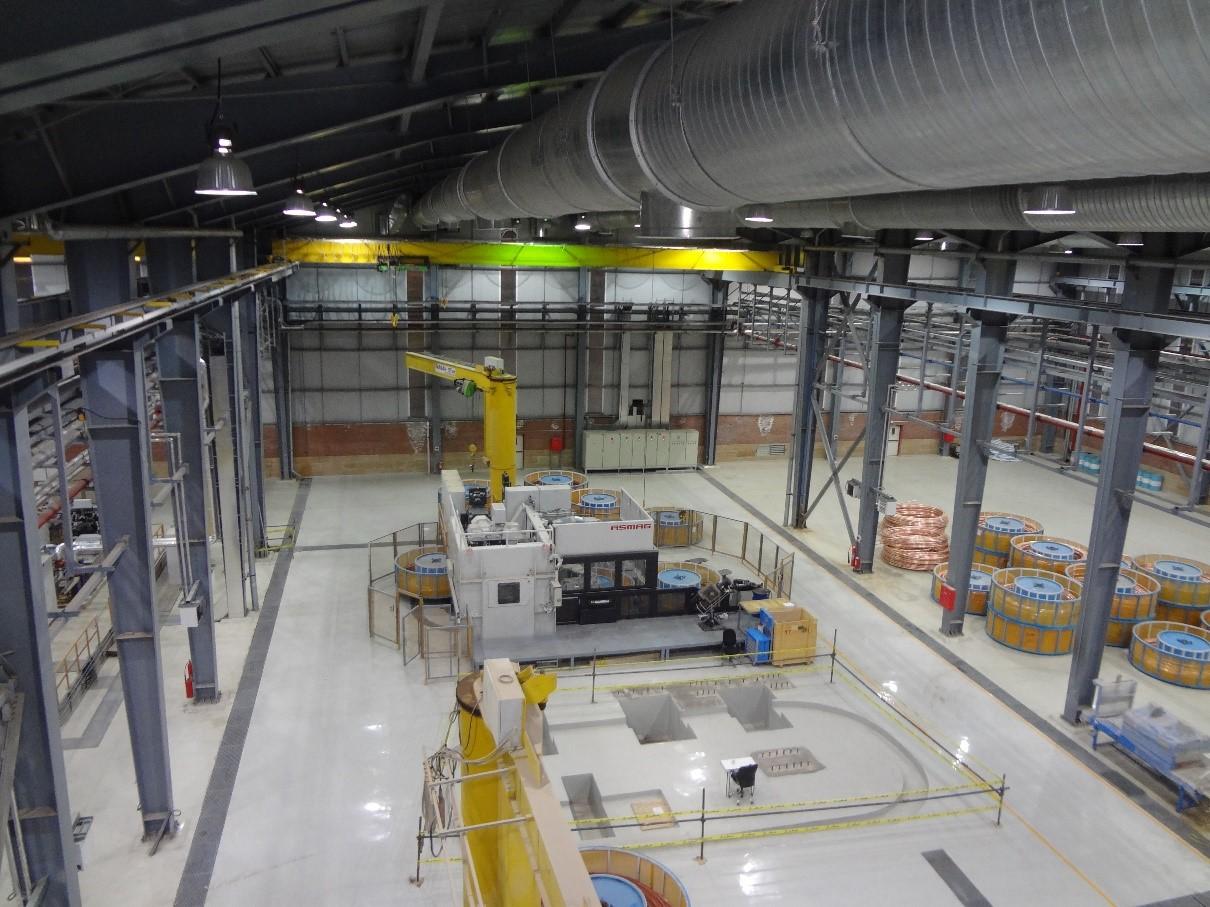 احداث کارخانه لوله مسی شهر بابک به ظرفیت 12000 تن در سال