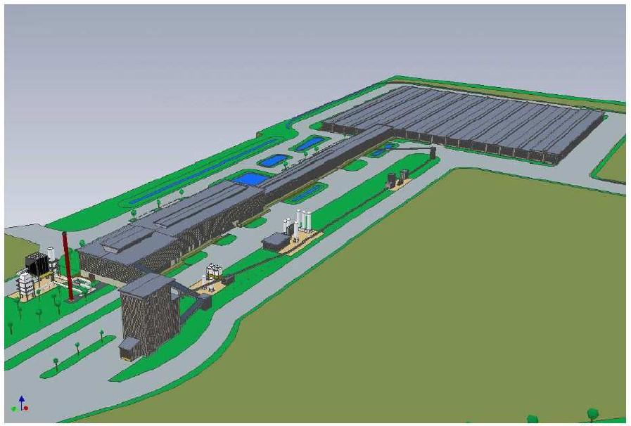 ارزیابی احداث کارخانه شیشه رفسنجان